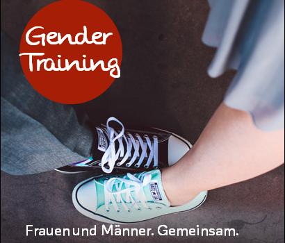 Gender Training – Frauen und Männer gemeinsam für eine neue Qualität